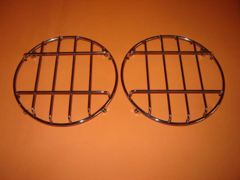 Hella rallye 1000 series fog light guards