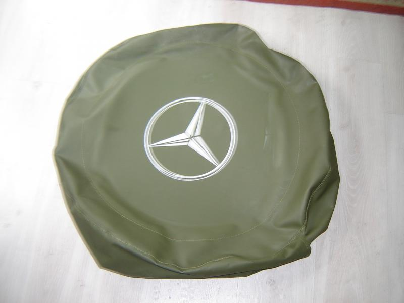 Mercedes Benz G Class W460-W461-W463 spare wheel cover