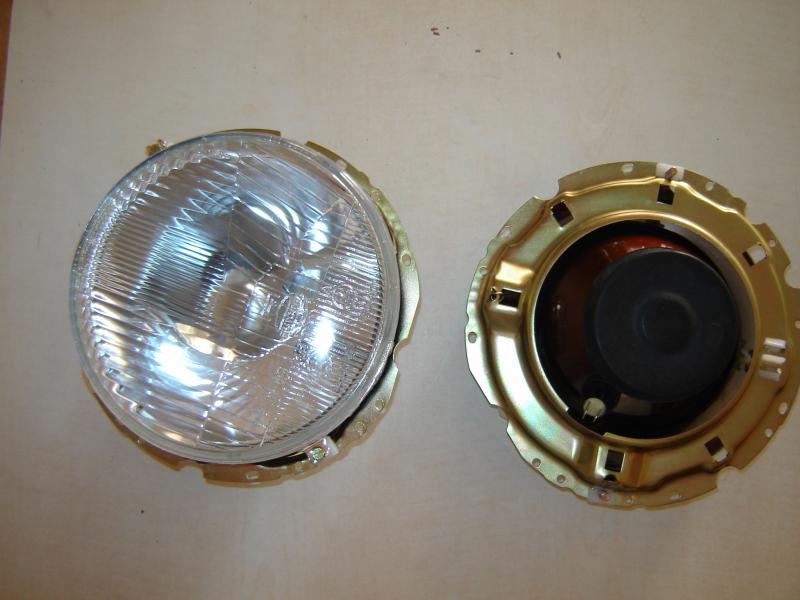 Mercedes Benz G Class Headlight assembly